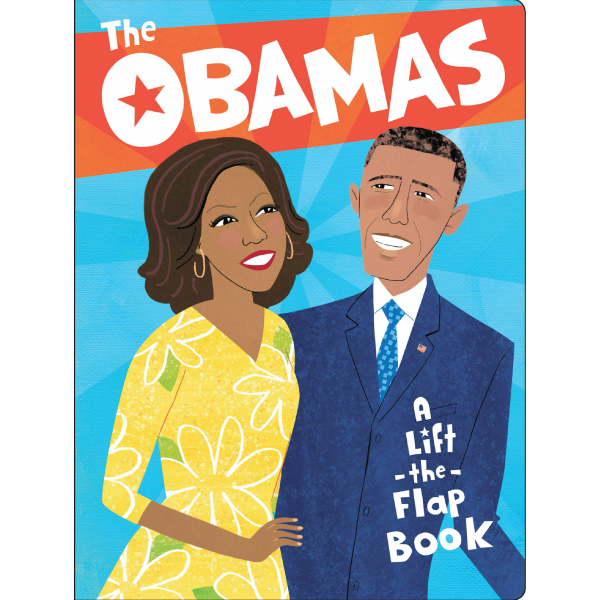 The Obamas A Lift the flap book