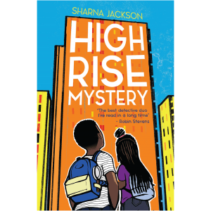 High Rise Mystery By Sharna Jackson