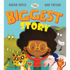 The Biggest Story - black children's books