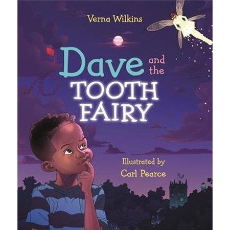 Dave and the tooth fairy - black children's books