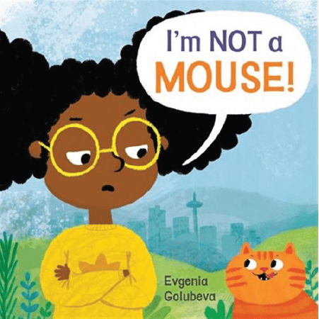 Black Childrens books - I'm NOT A Mouse!