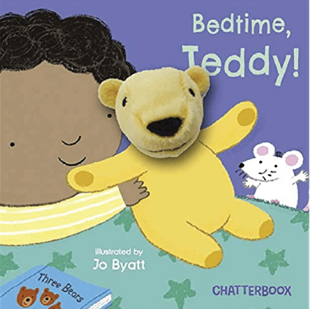 Black Children's Books - Sleep Tight Teddy
