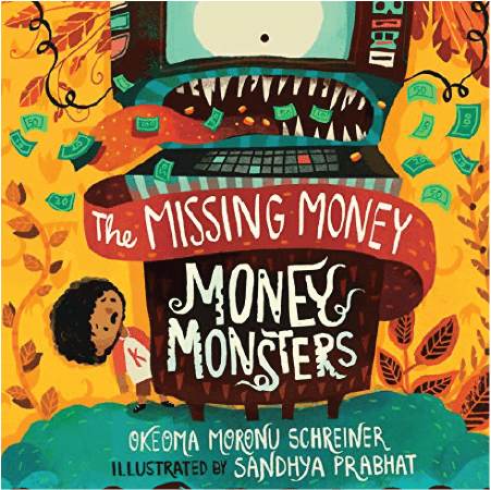 Black Childrens Books - The Missing Money