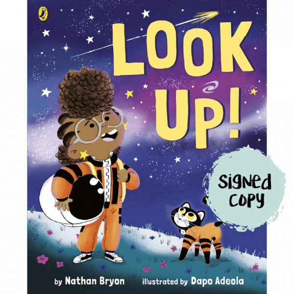 Look up! Woke Babies Black children's books