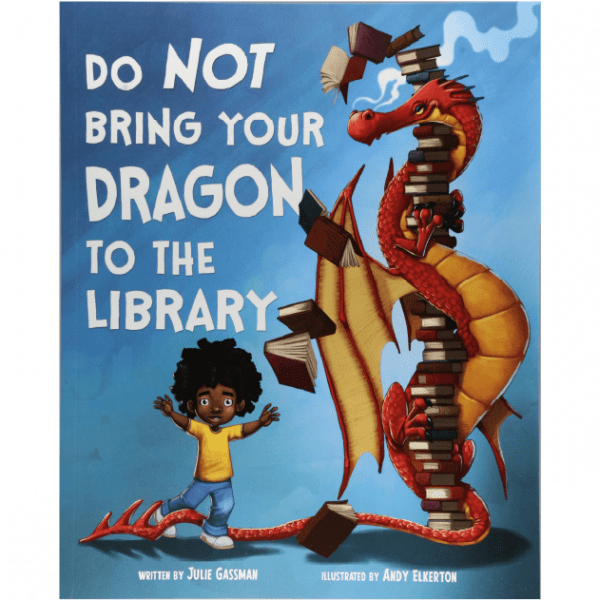 do not bring your dragon book