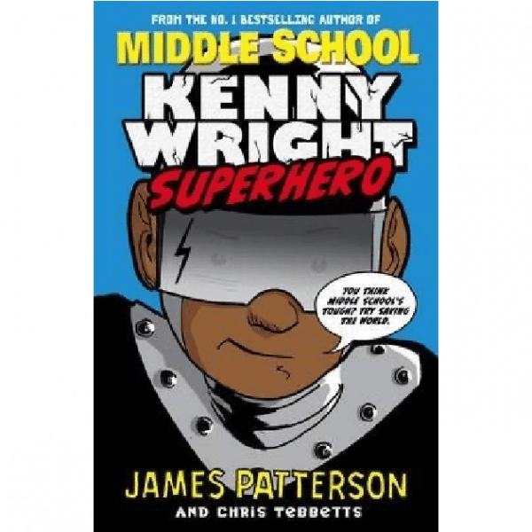 Middle School Kenny Wright Superhero