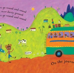Wheels on the Bus (Singalong Book + CD)